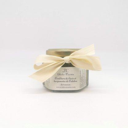 confiture kiwi bergamote