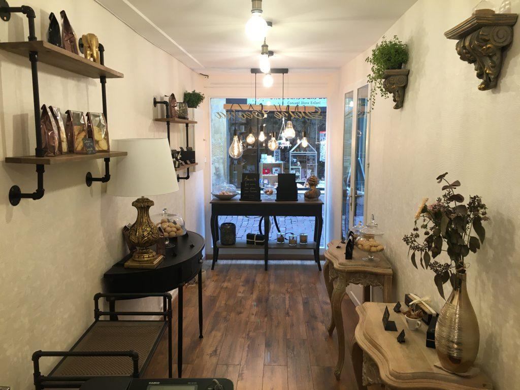 Boutique DT intérieur